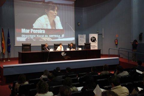 Acto de apertura das xornadas de Interoperabilidade - Xornada sobre a interoperabilidade e goberno aberto: Dous retos de futuro para as AA.PP. de Galicia